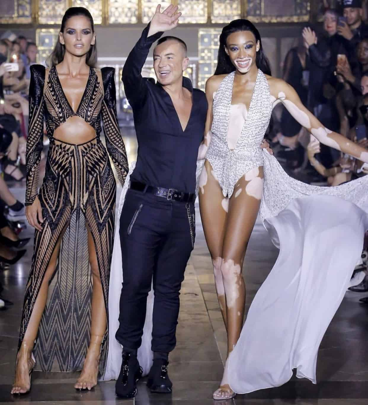 Julien Macdonald SS19 Show at London Fashion Week
